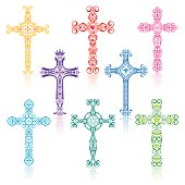 Highly Detailed Crosses. Great for: