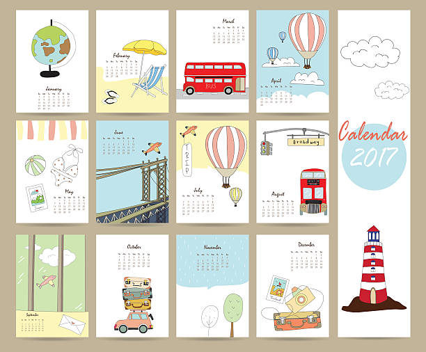 Royalty Free January Background Clip Art, Vector Images ...
