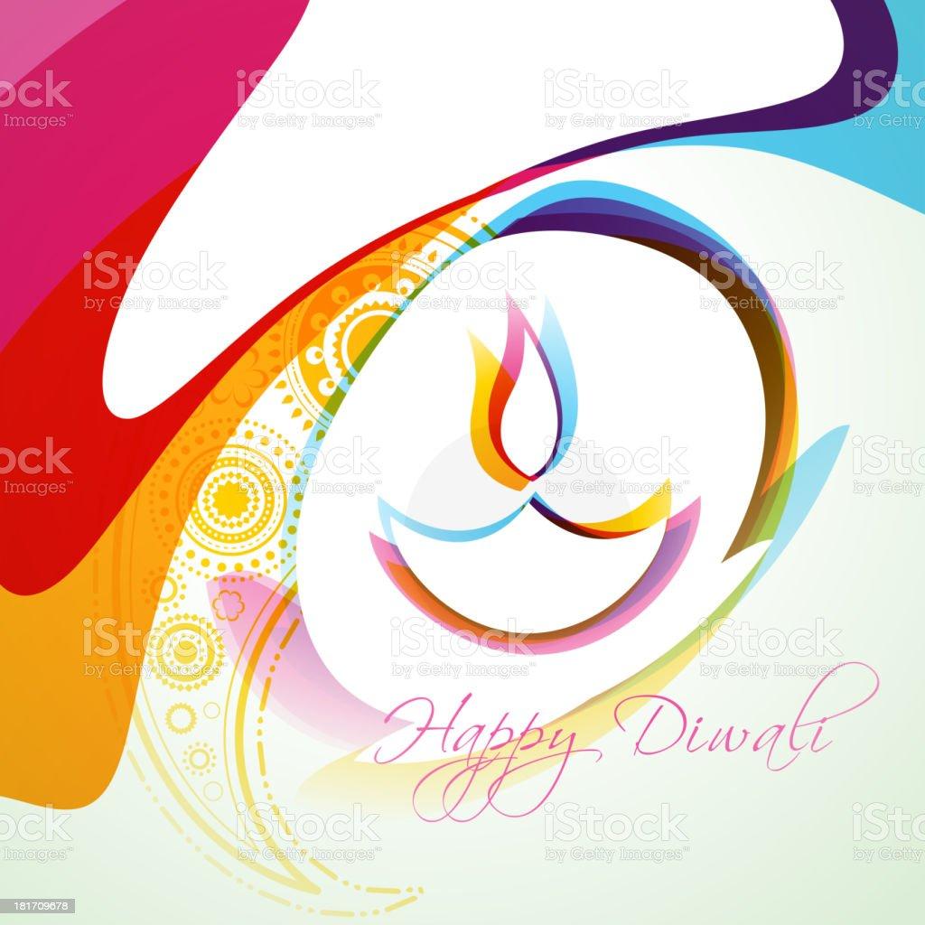 colorful diwali diya royalty-free colorful diwali diya stock vector art & more images of celebration