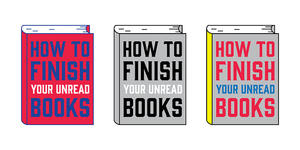 """Colorful editable """"How To"""" book badge. Book symbol for T-Shirt and products."""