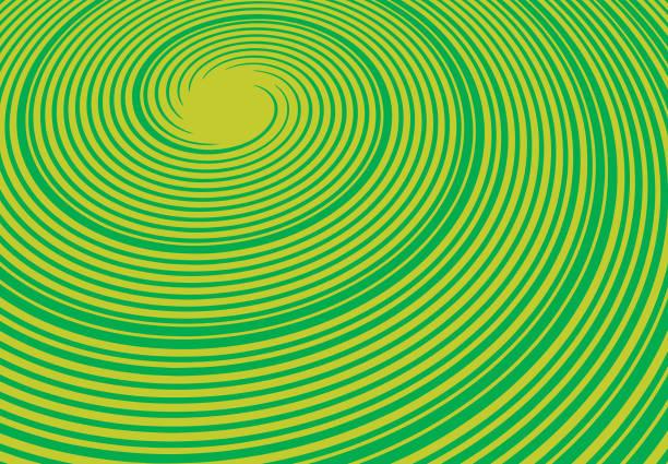 bunte gravur spirale halbton muster hintergrund - morphing stock-grafiken, -clipart, -cartoons und -symbole