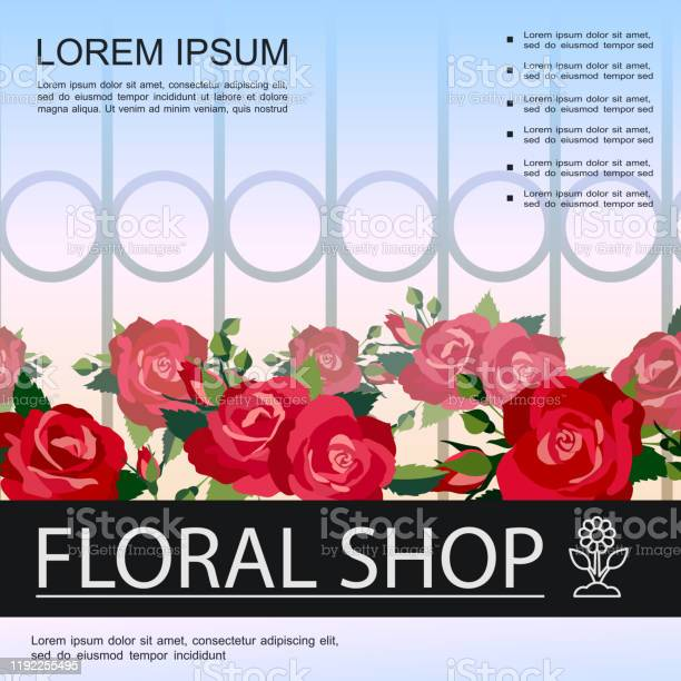 Colorful flower shop template vector id1192255495?b=1&k=6&m=1192255495&s=612x612&h=epdjs9f2jwljicj vcpcj2hbyii85onrbjfxfi t pa=