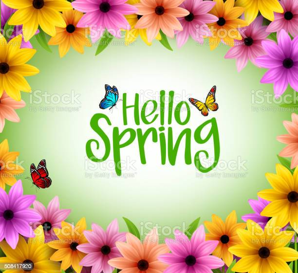 Colorful flowers background frame for spring season vector id508417920?b=1&k=6&m=508417920&s=612x612&h=ch  1ebyouubo8wqofobdtcnjhor4j5cyfu3l0er8ca=