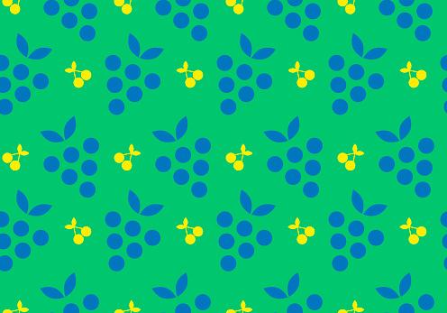 彩色水果無縫圖案背景 孤立向量元素向量圖形及更多一片圖片