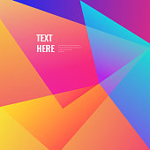 Bright colored gradients background with a space for your text. EPS 10 vector illustration, contains transparencies. High resolution jpeg file included.     (300dpi)