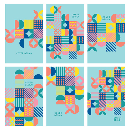 Colorful geometric covers