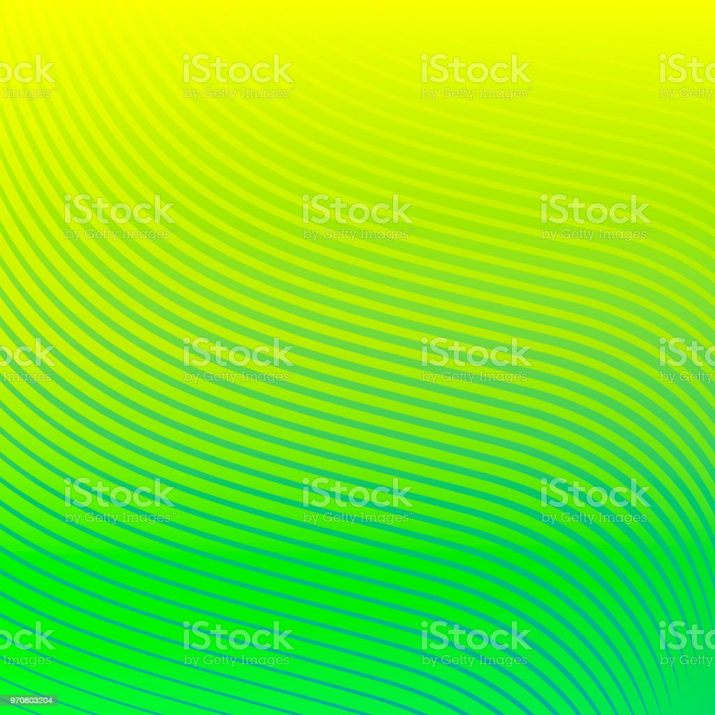 Colorful geometric design - Trendy abstract background