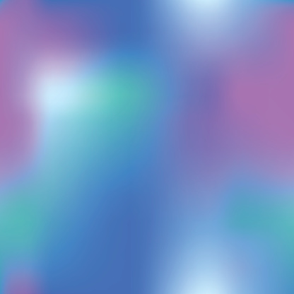 Colorful gradient mesh with hot pink, dark blue and green.