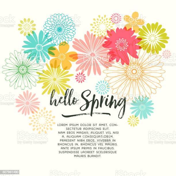Colorful graphic spring flowers vector id507961490?b=1&k=6&m=507961490&s=612x612&h=dev02vdjxjn70fcx gzgsdwmwnoy7tmhlpmgllnv2gs=