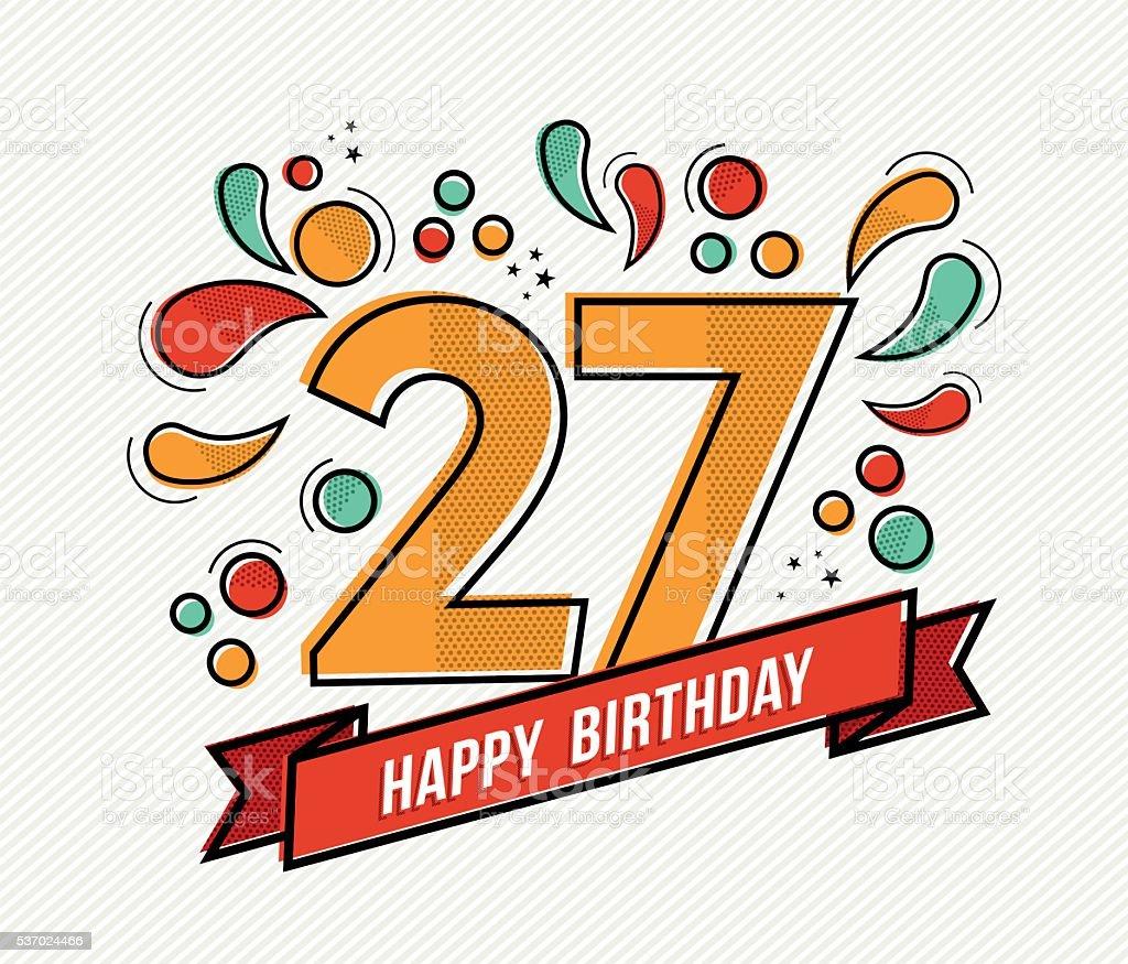 Открытки с днем рождения 27 лет парню