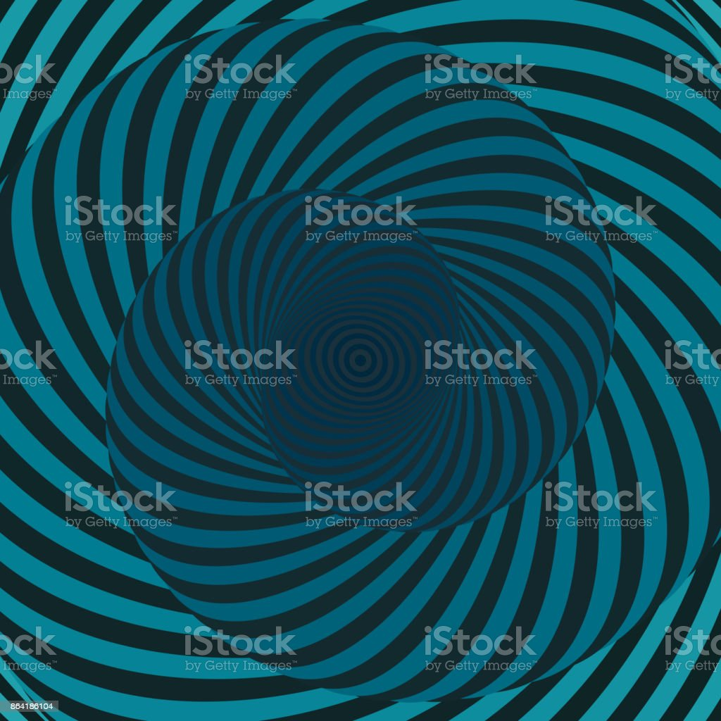 Colorful hypnotic tunnel royalty-free colorful hypnotic tunnel stock vector art & more images of abstract