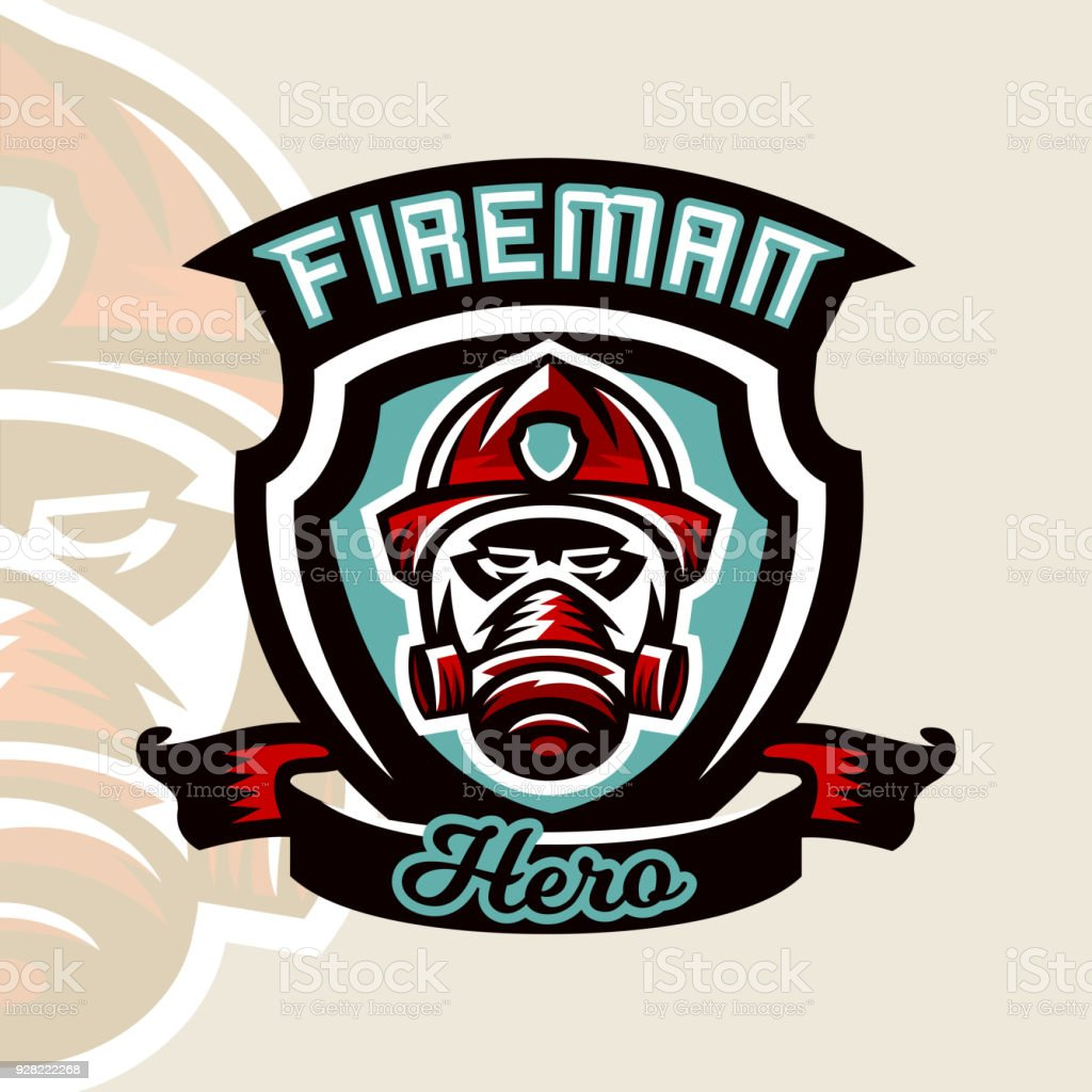 pumkin fire department logo vector best graphic sharing
