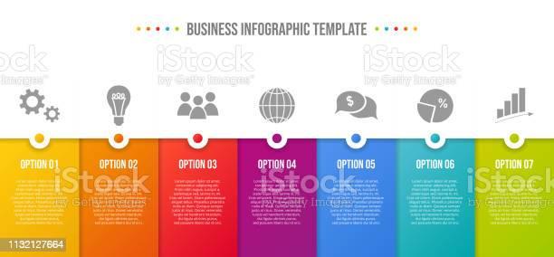 Colorful infographic with business icons vector vector id1132127664?b=1&k=6&m=1132127664&s=612x612&h=jztvluqbjhipsc5xqh uwplvxnqyozfjziimrz6w1r8=