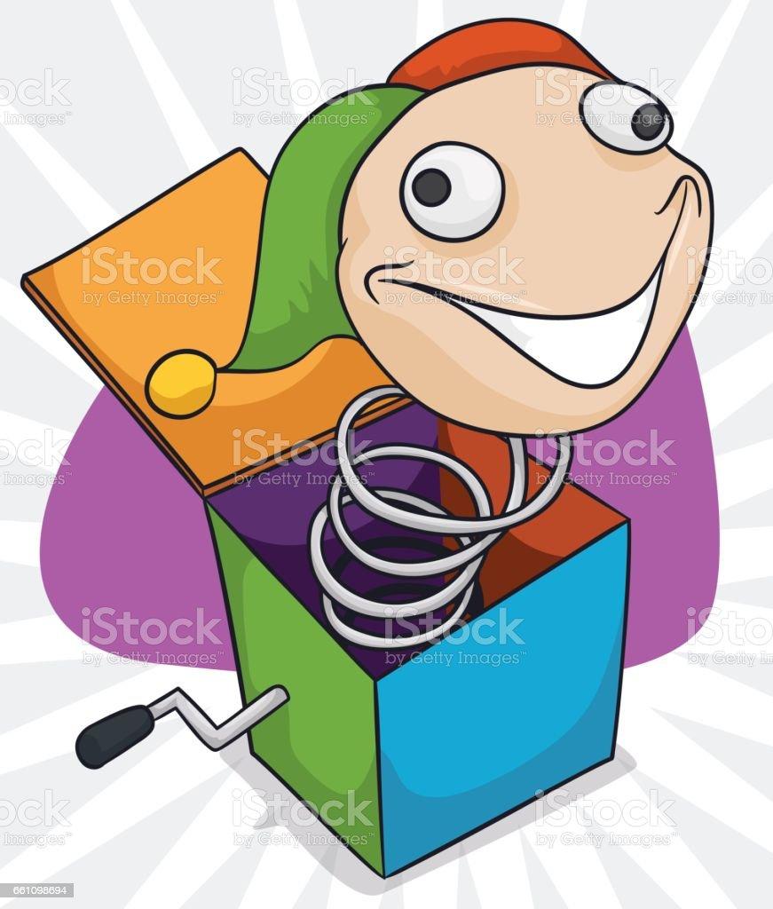 Ilustración de Broma De Colorido 5mickey Saltando y más banco de ...