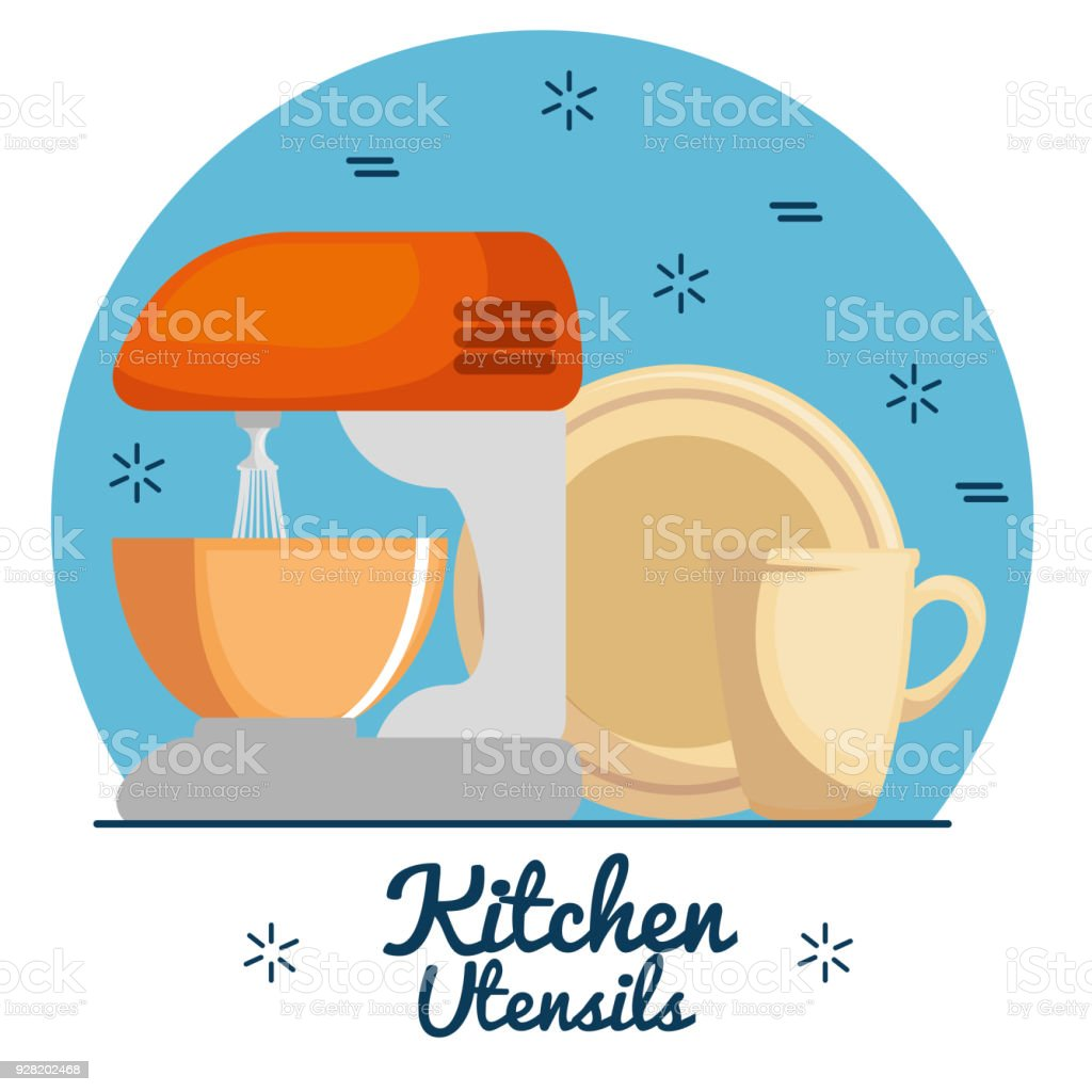 colorful kitchen utensils. Colorful Kitchen Utensils Royalty-free Stock Vector Art \u0026amp; More Images P