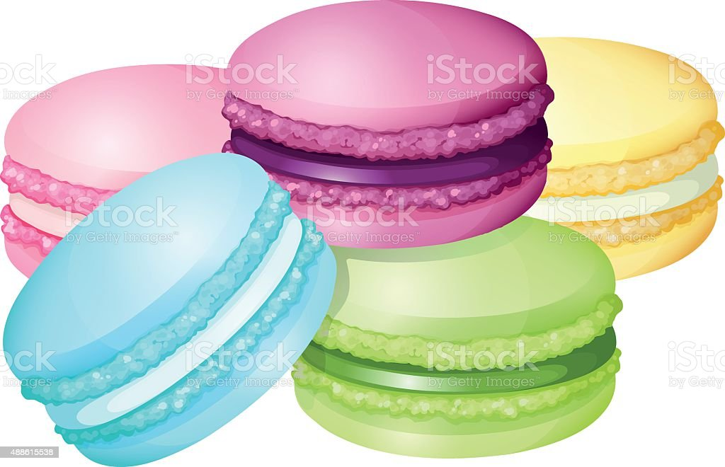 Image result for macaron clipart