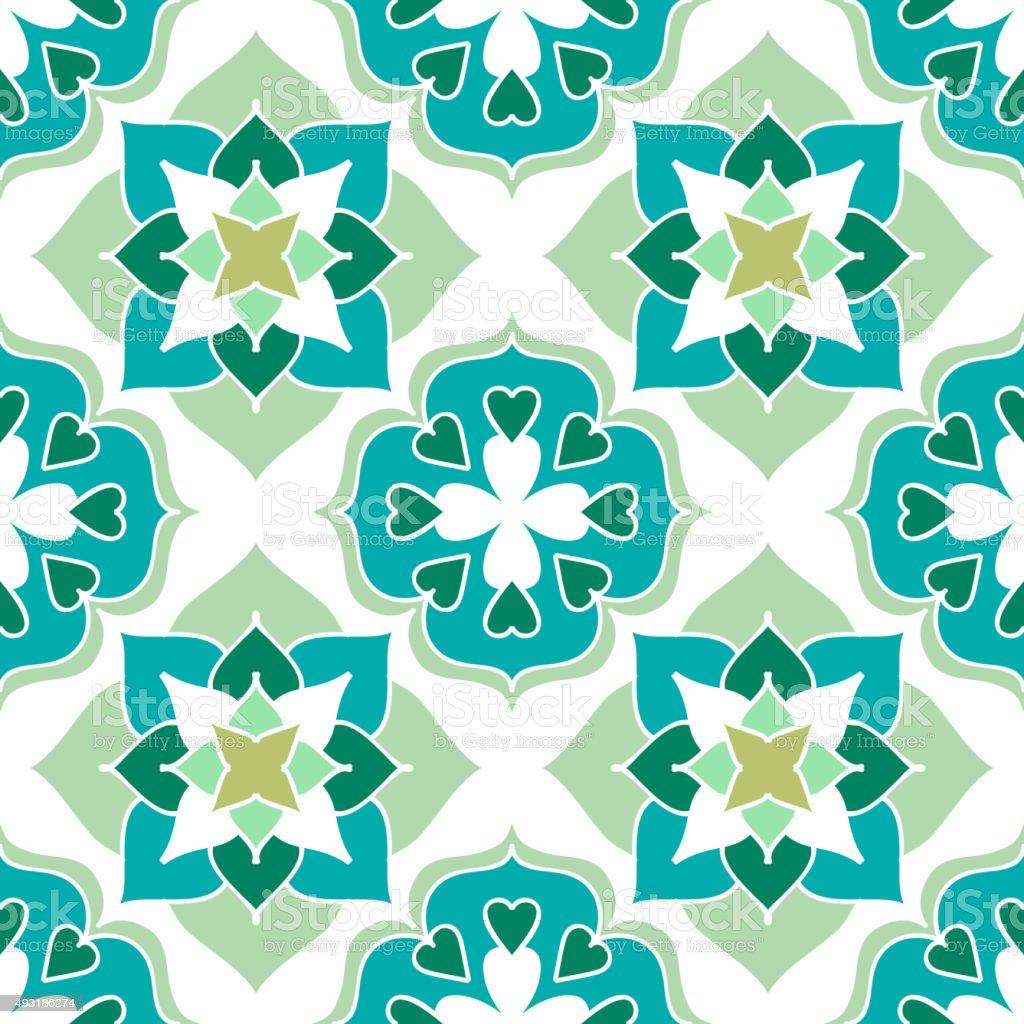 カラフルなモロッコ風タイルを飾りますは壁紙パターンに使用 15年のベクターアート素材や画像を多数ご用意 Istock