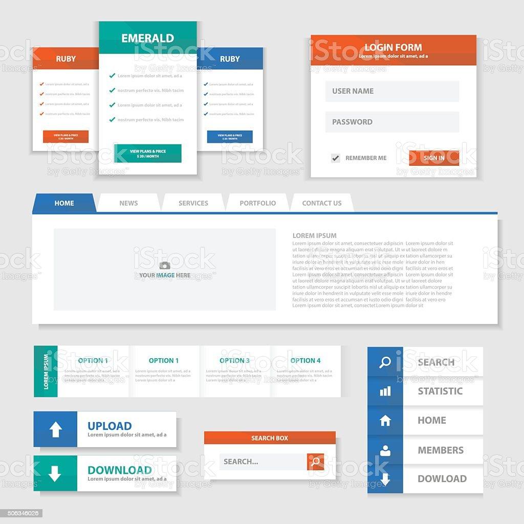 Шаблон страницы сайта реклама эффективность баннерной рекламы в заказах