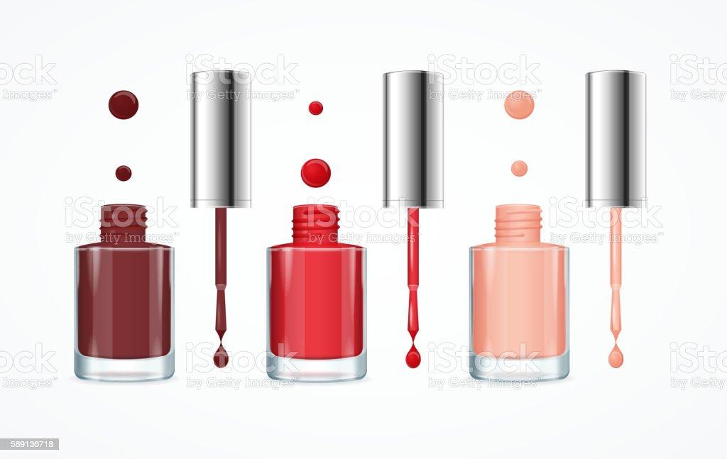 royalty free nail polish clip art vector images illustrations rh istockphoto com nail polish clipart free nail polish clipart free