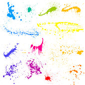 istock colorful paint splats 1144434361