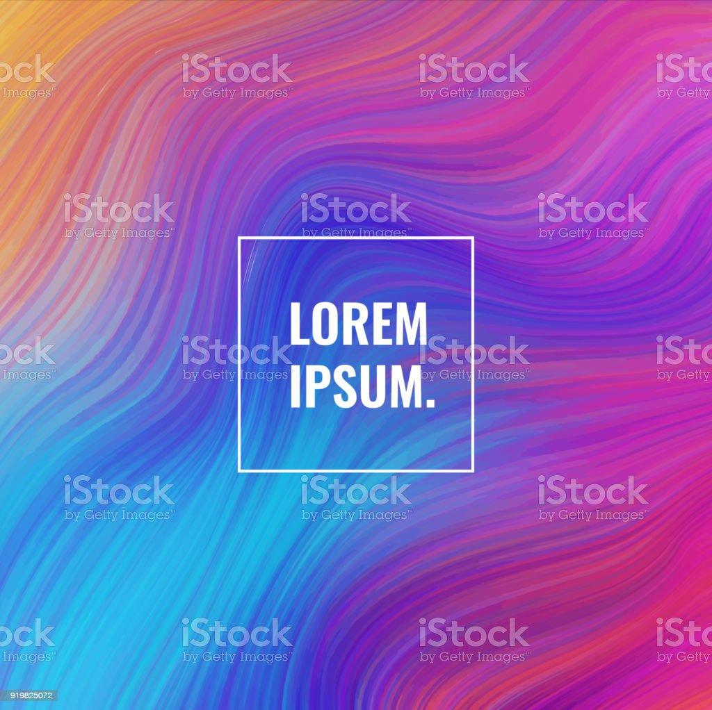 Kleurrijke verf achtergrondvectorkunst illustratie