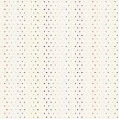 Colorful polka dot seamless background.