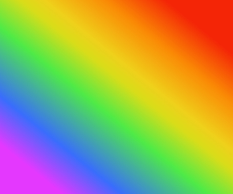 Colorful rainbow texture background of gradient colors, followed the LGBT pride flag, vector illustration, EPS10.
