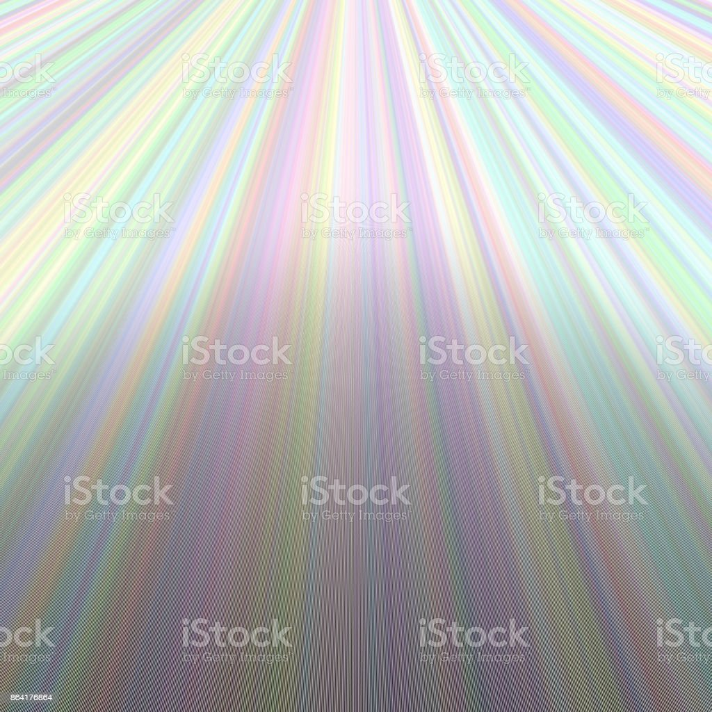 Colorful ray light background - vector graphic from stripes royalty-free colorful ray light background vector graphic from stripes stock vector art & more images of abstract