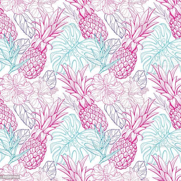 Colorful seamless vector tropical pattern vector id545561806?b=1&k=6&m=545561806&s=612x612&h=lwo7bbo7k1zjmyuuubez  wb4noniujoloo 705smoc=