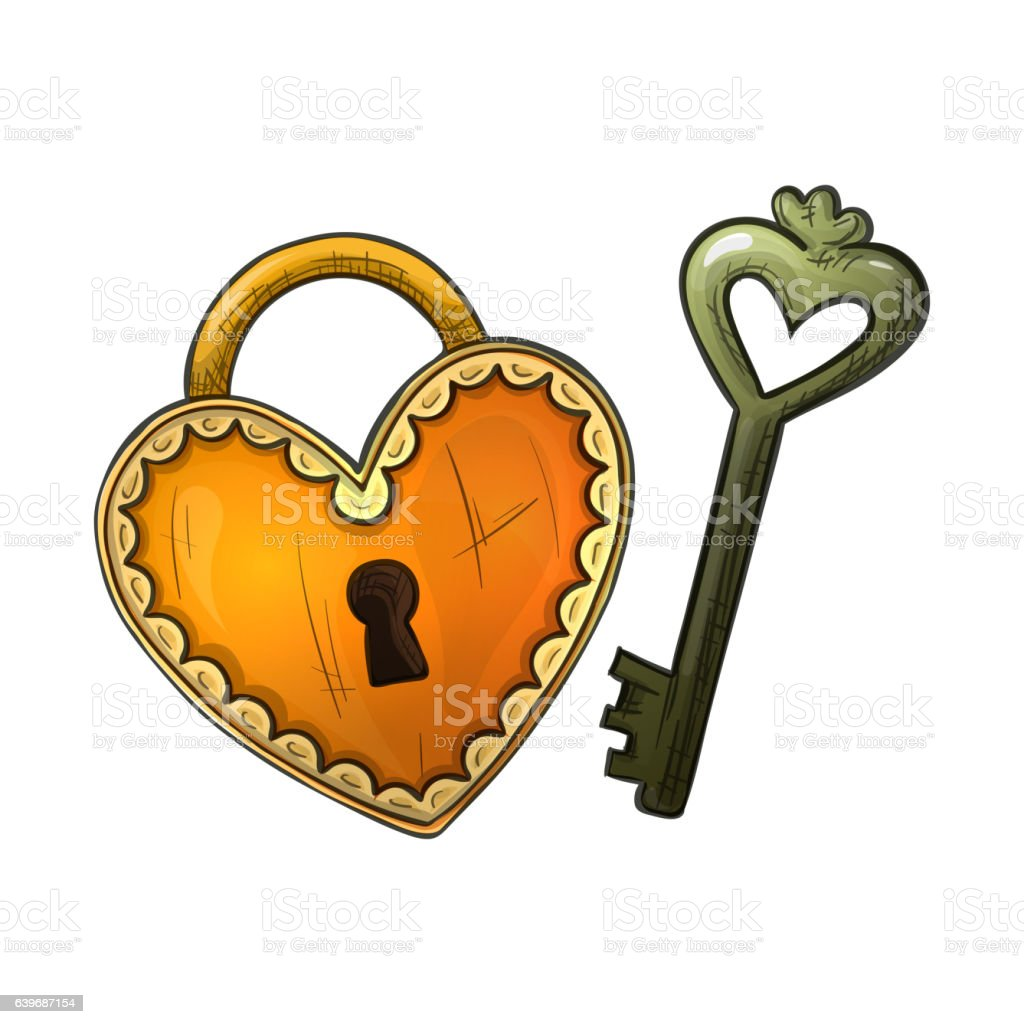 Lock and key la