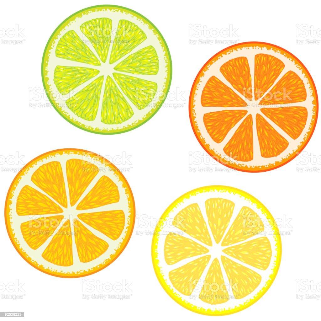 Clipart Lemon Slice
