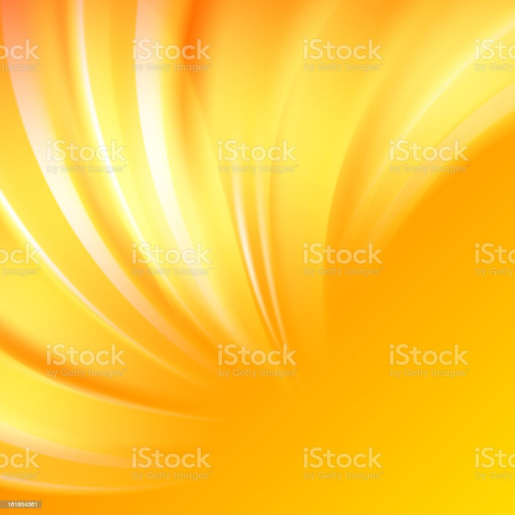 Colorful smooth lines royalty-free stock vector art