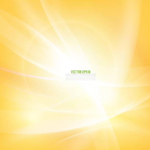 Colorful smooth shiny light background. Vector illustration vector art illustration