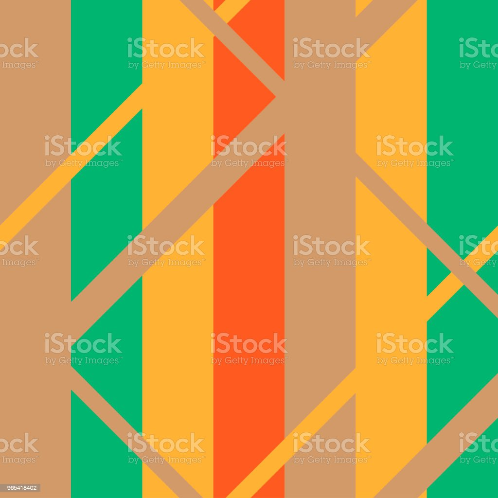 Colorful Stripes Seamless Pattern Background : Isolated Vector Elements colorful stripes seamless pattern background isolated vector elements - stockowe grafiki wektorowe i więcej obrazów abstrakcja royalty-free