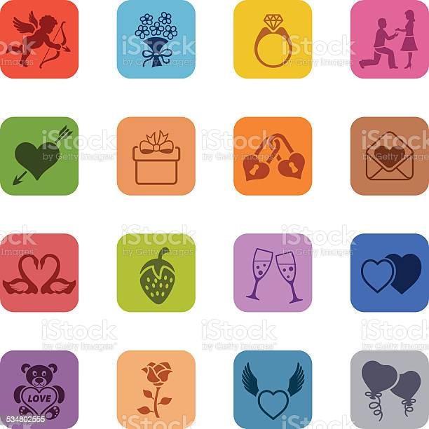 Colorful valentines day icon set vector id534802555?b=1&k=6&m=534802555&s=612x612&h=lzdrzrh8wvnnylfwj0bupa4t ptb6wlkroswfanekpu=