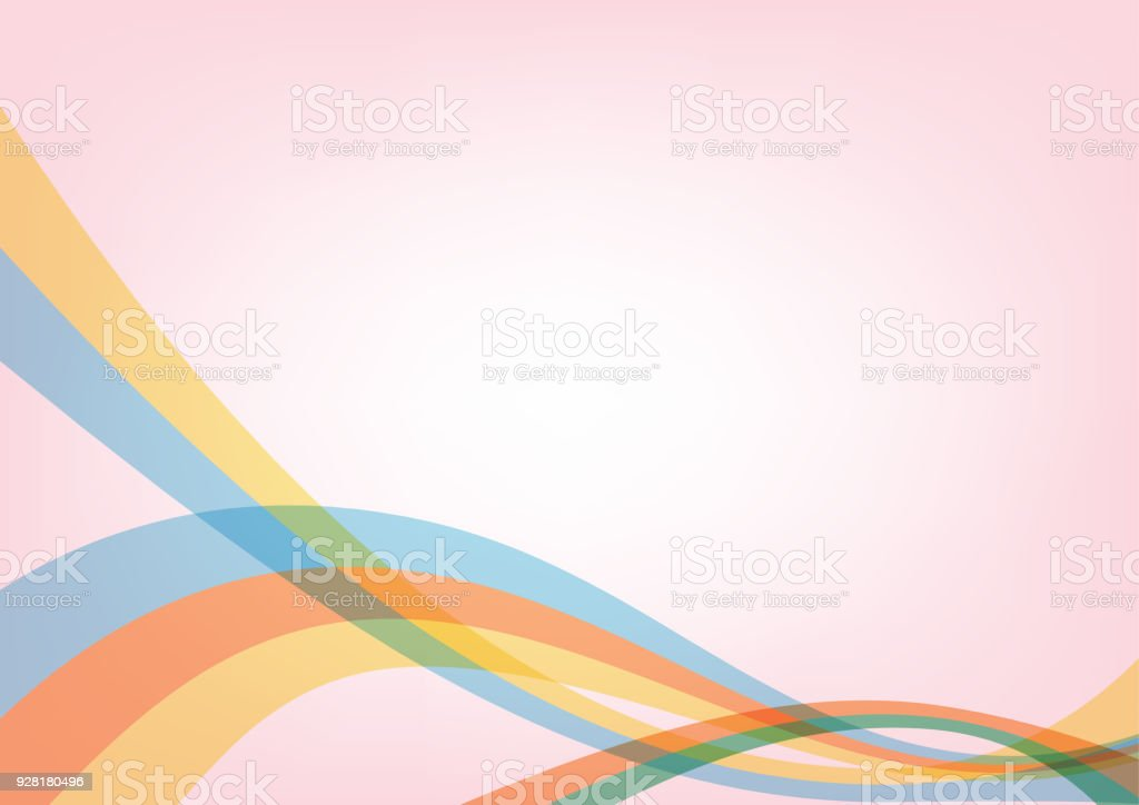 Colorful Vector Abstract Background Use For Wallpaper Background ...