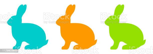 Colorful vector set of silhouettes of a rabbit on white background vector id1129803653?b=1&k=6&m=1129803653&s=612x612&h=nwhtdb0dmucrli rw4uqw7jwvcbzuewetbzycmfzzoi=