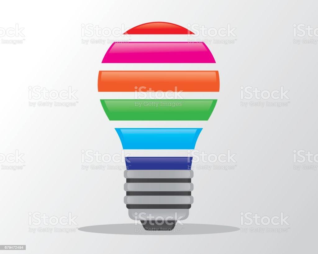 深圳市創輝燈泡 免版稅 深圳市創輝燈泡 向量插圖及更多 仔細考慮 圖片