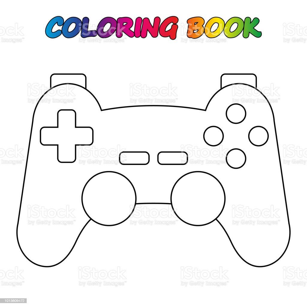 Boyama Kitabı Okul öncesi çocuklar Yetiştirmek Için Boyama Sayfası