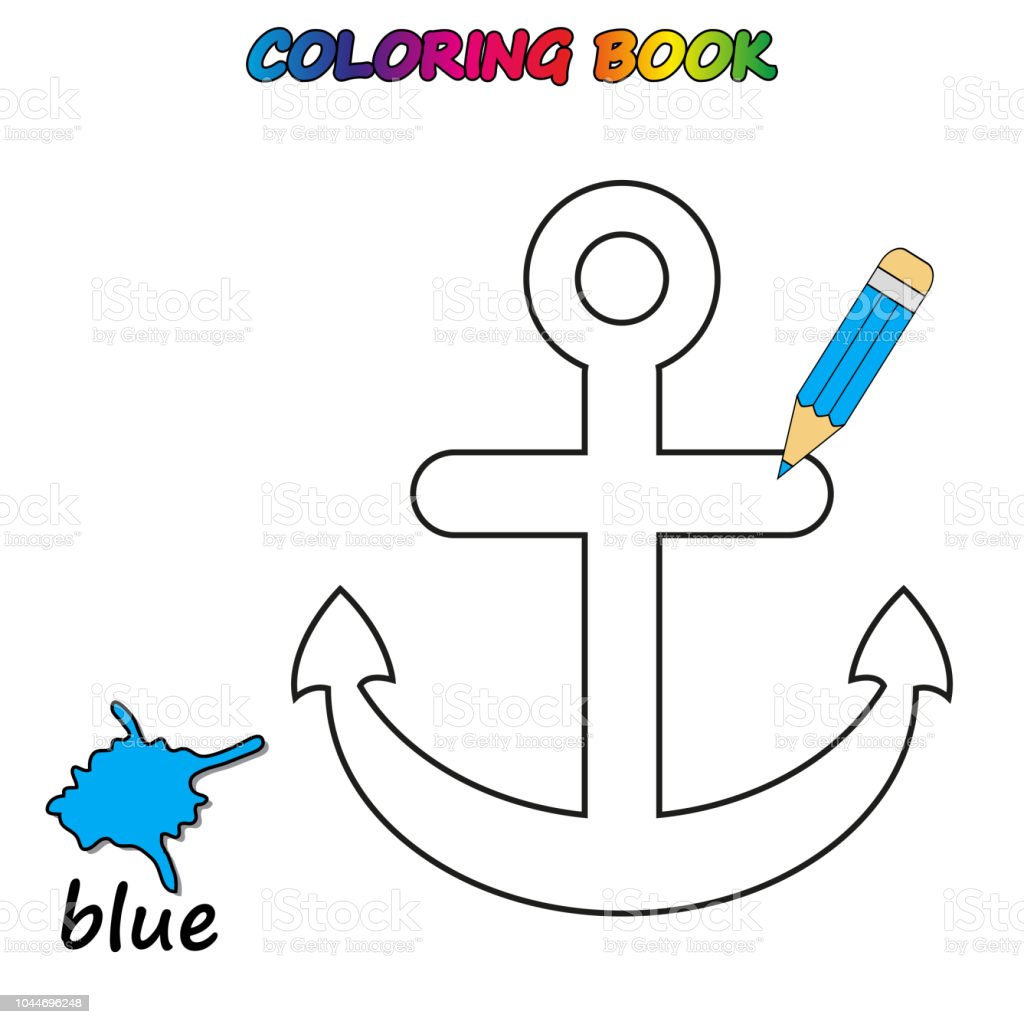 Boyama Kitabi Okul Oncesi Cocuklar Yetistirmek Icin Boyama Sayfasi
