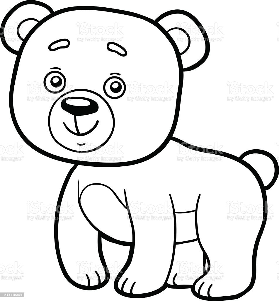 Coloring Book Coloring Page Stock Illustration - Download Image Now - IStock