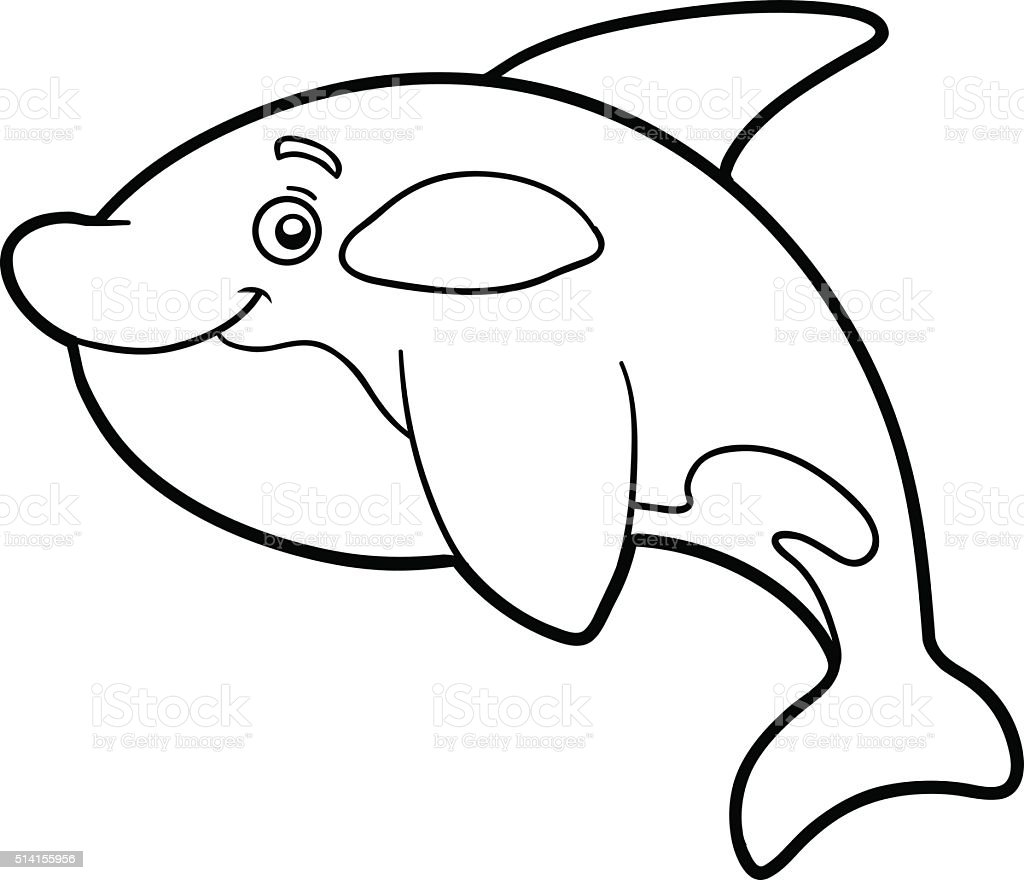 Coloring Book Coloring Page Stock Illustration - Download Image