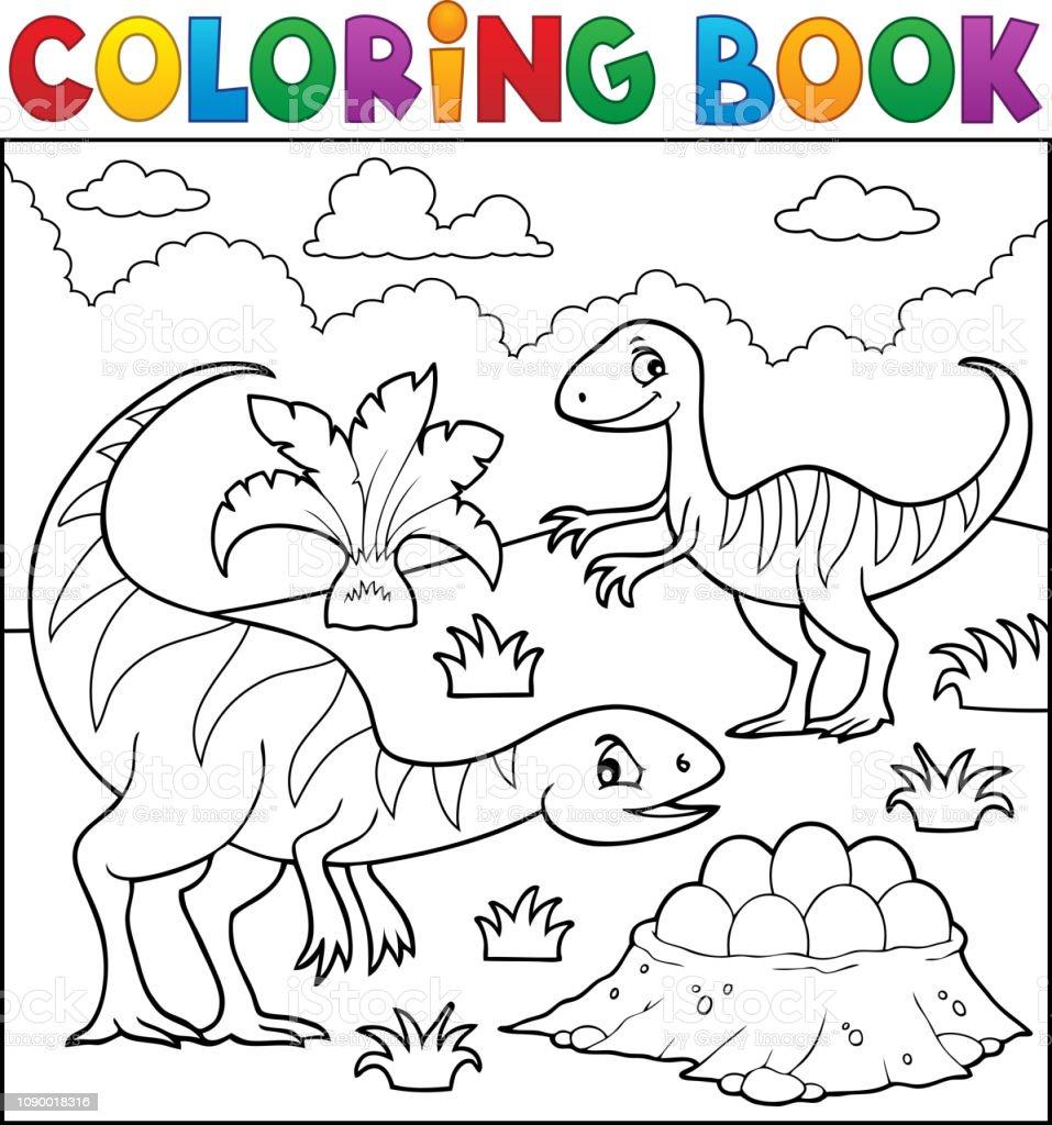 103 malvorlagen dinosaurier landschaft  coloring and