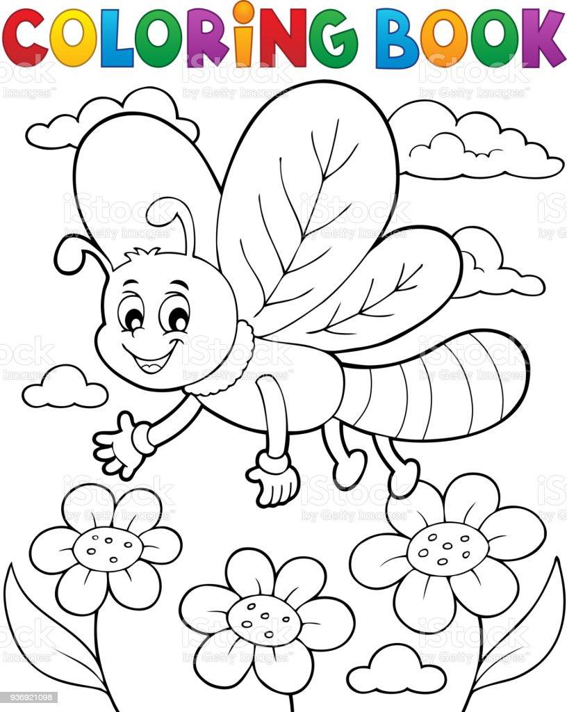 Lujoso Página Para Colorear De Dragonfly Colección de Imágenes ...