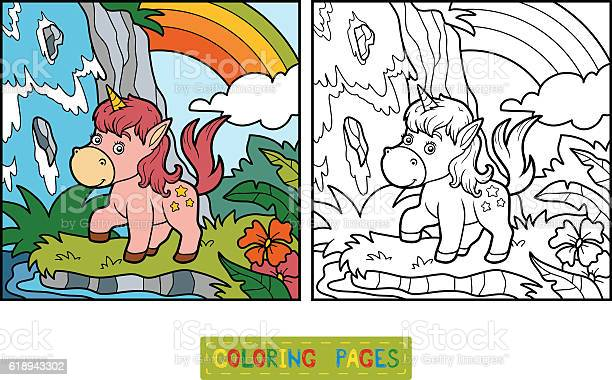 Coloring book fairy unicorn and rainbow vector id618943302?b=1&k=6&m=618943302&s=612x612&h=5amne1vmytk0 r8svjxo 6zr5qxcl7xcqyse nlrgeg=