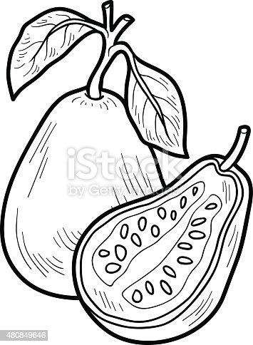 ᐈ Imagen De Libro Para Colorear Frutas Y Verduras Pepino