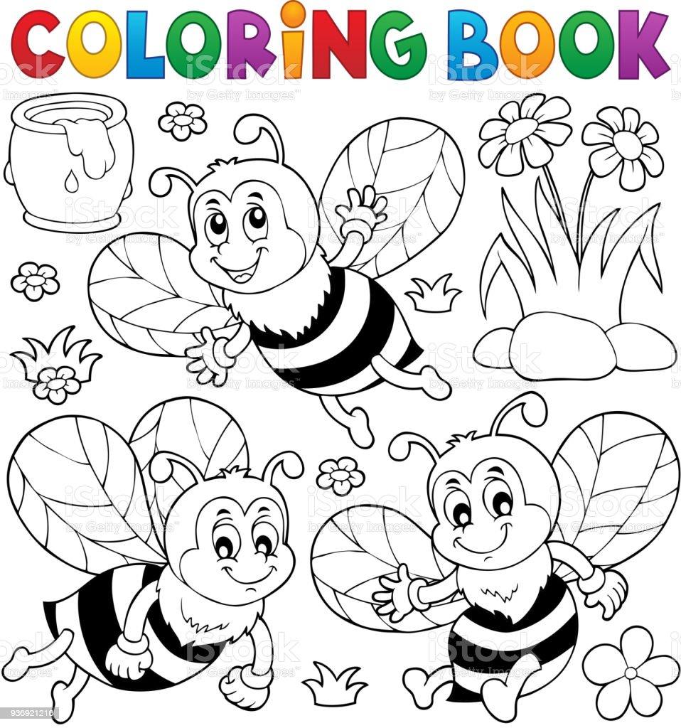 Perfecto Manosear Abeja Para Colorear Patrón - Dibujos Para Colorear ...