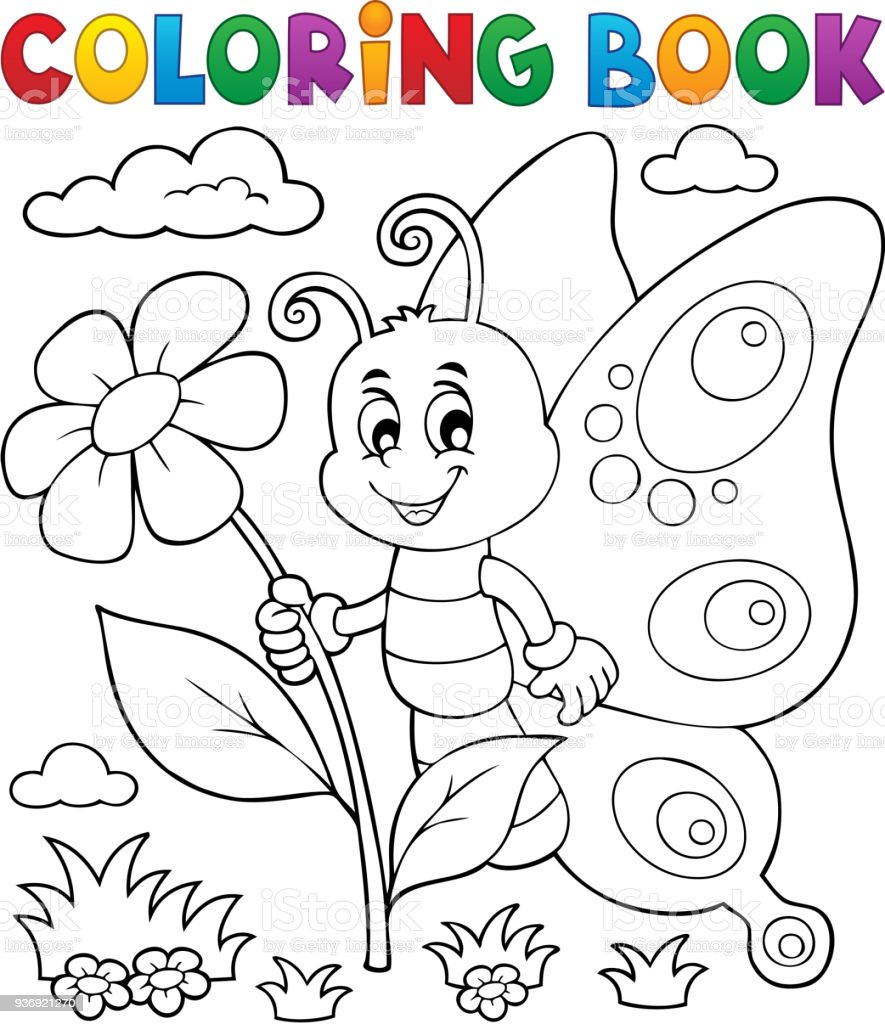 Media Istockphoto Com Vectors Coloring Book Hap