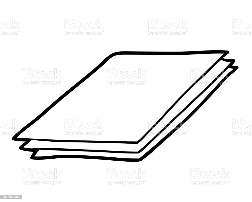 Dessin livre empile - Papel para dibujar ...