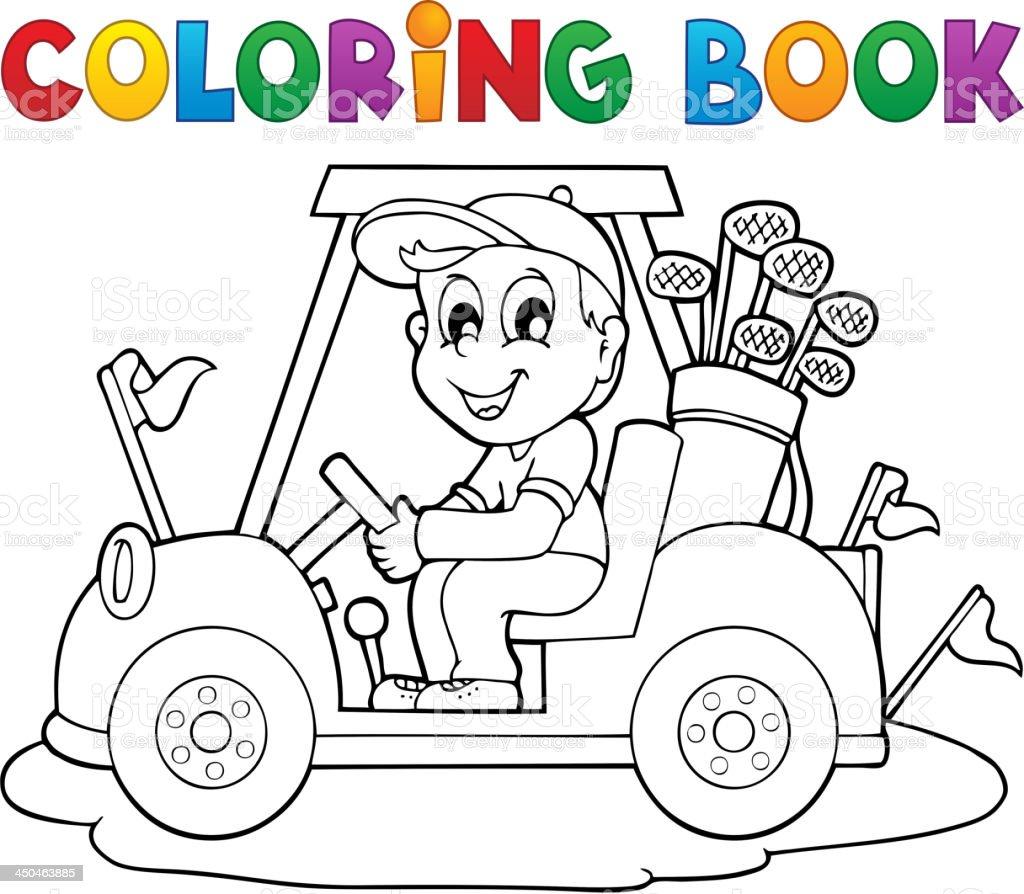 Ilustración de Libro Para Colorear 2 Temático De Deportes Al Aire ...